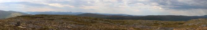 Vardskarfjellet view (2/2)