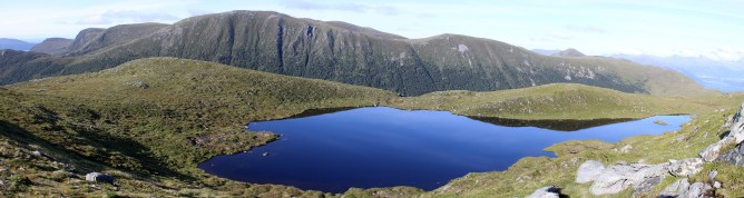 Lake Meldalsvatnet