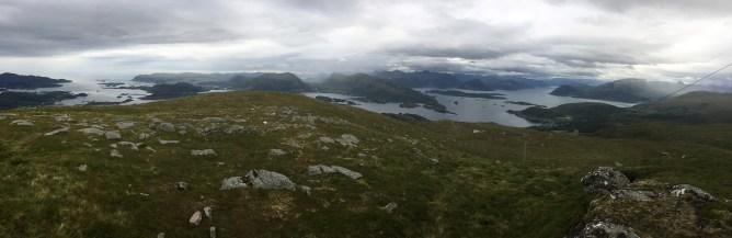 Rjåhornet view