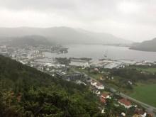 Ulsteinvik view