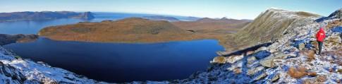 Lake Brudevikvatnet