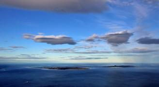 Fjørtofta, Harøya