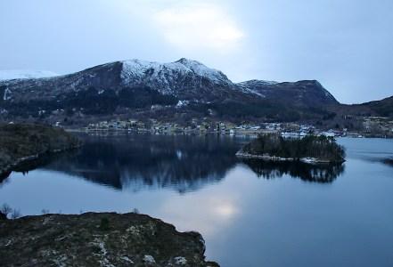 Øyrahornet and Tjørvåg