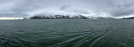 Farewell to Svalbard...