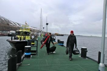 Jukka and Chris