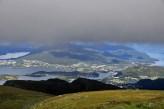 View towards Emblemsfjellet