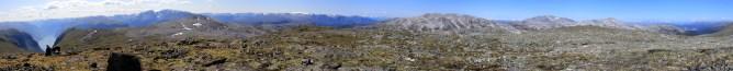 Jernhetta panorama