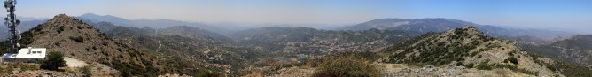 Madari summit view (1/2)