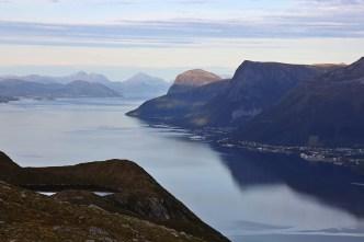 View towards Festøya