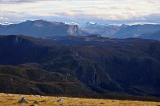Vanylven peaks
