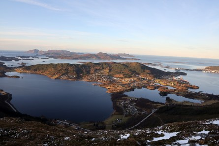 Dimnøya island