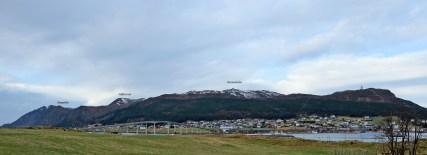 Approaching Nerlandsøya