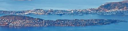 Ålesund zoomed in