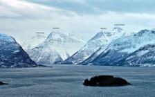 Hjørundfjorden peaks