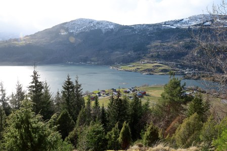 "The ""Utsikten"" viewpoint"