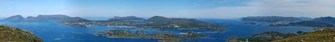 Coastal view from Sandvikhornet