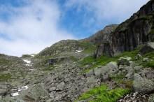 My route to Blåfjellet