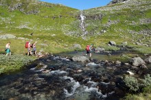 Alternative river crossing