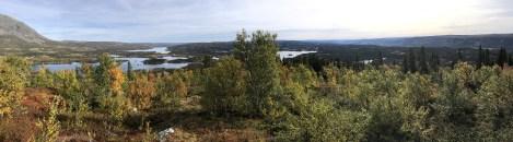 View from Stakkestøhovda