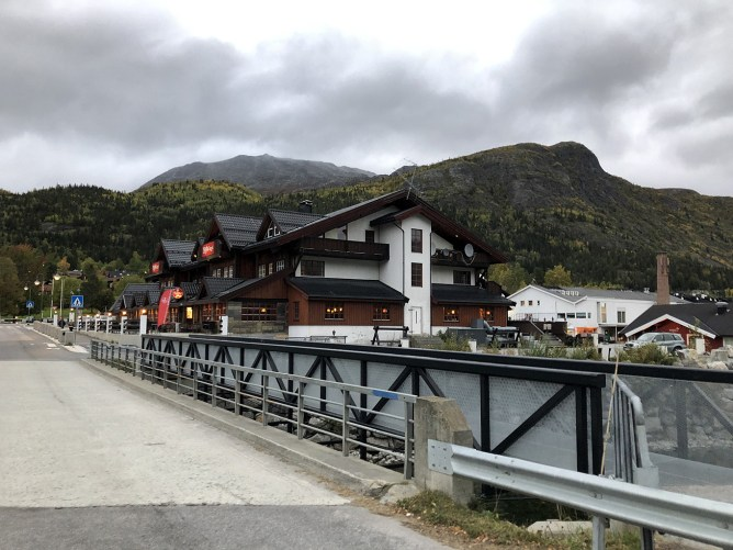 Hotel Fanitullen in Hemsedal