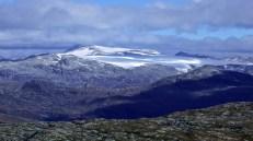 Spørteggbreen glacier