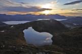 Lake Dinglavatnet
