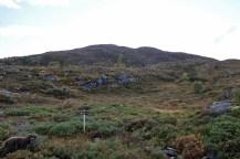 Onto the mountain path