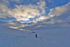 Heading into Stilledalen