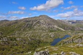 Søre Snøfjellet (the southern Snow mountain)