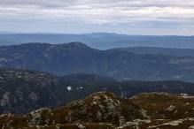 Skrimfjella in the distance