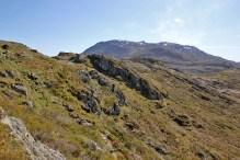 Høgeskolten further away on this ridge