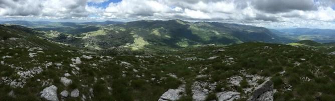 Jancija Glavica view