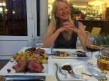 Memorable dinner