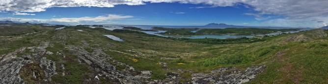 View from Falkhetta (2/2)