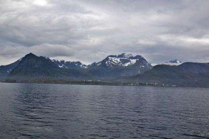 Closing in on Lofoten