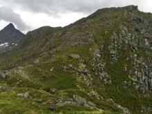 Ascending Maudekollen