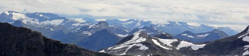 East top panorama (1/2)