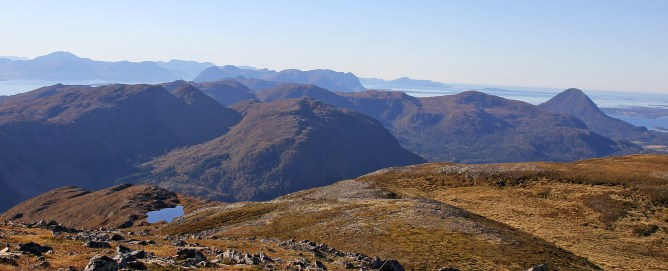 Molde peaks