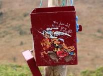 Nice mailbox on Vardehornet