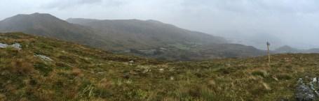 View from Gyrinakken