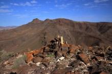 On top of Morro del Cencerro