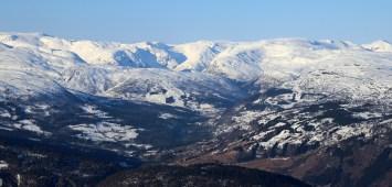 Sogndalsdalen valley