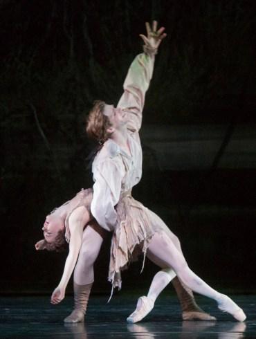 Jillian Vanstone and Harrison James Manon