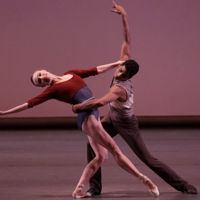 Justin Peck Rodeo