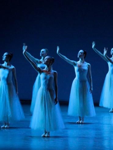 George Balanchine Serenade