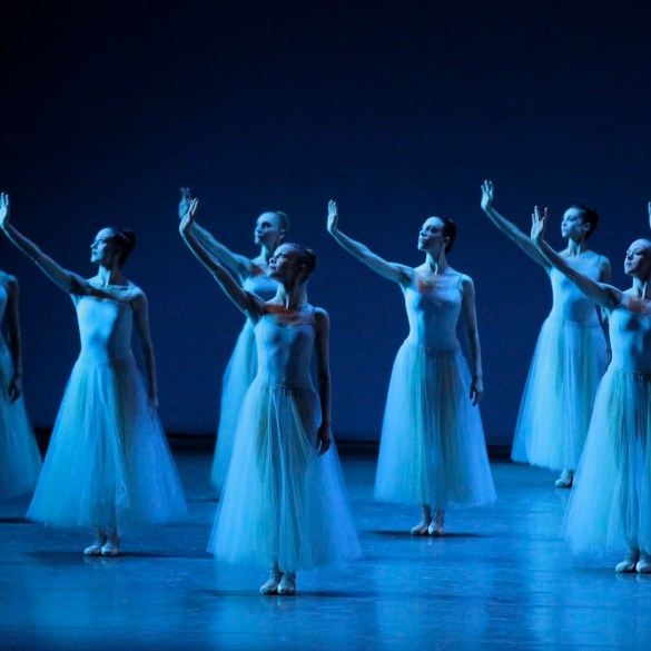 George Balanchine Serenade