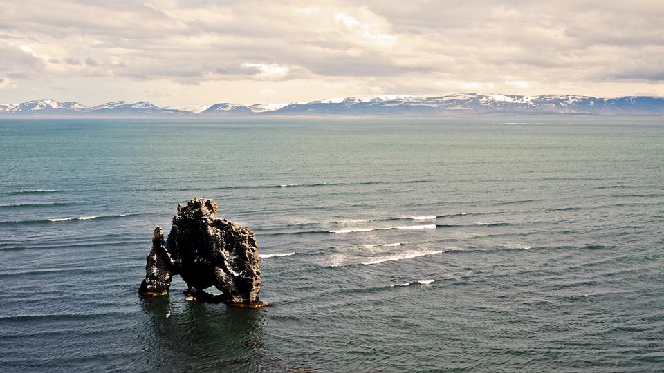 № 6 - Hvítserkur, Iceland