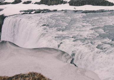 Dettifoss - Iceland in Late October