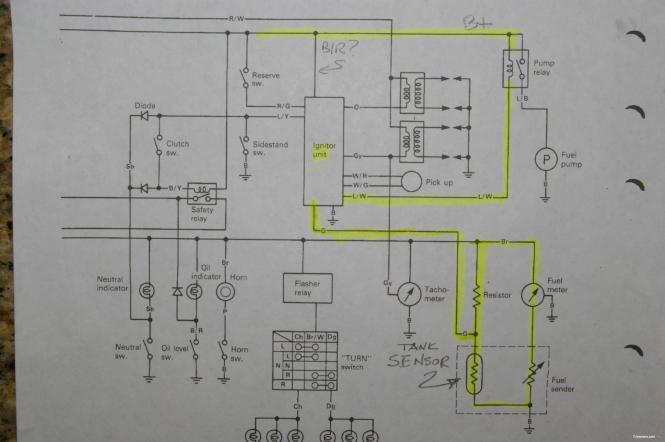 Honda Atc Wiring Diagram Wiring Diagram - Honda ls 125 wiring diagram