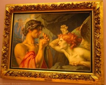 MAMCS - Oedipe et le Sphinx par François-Émile Ehrmann
